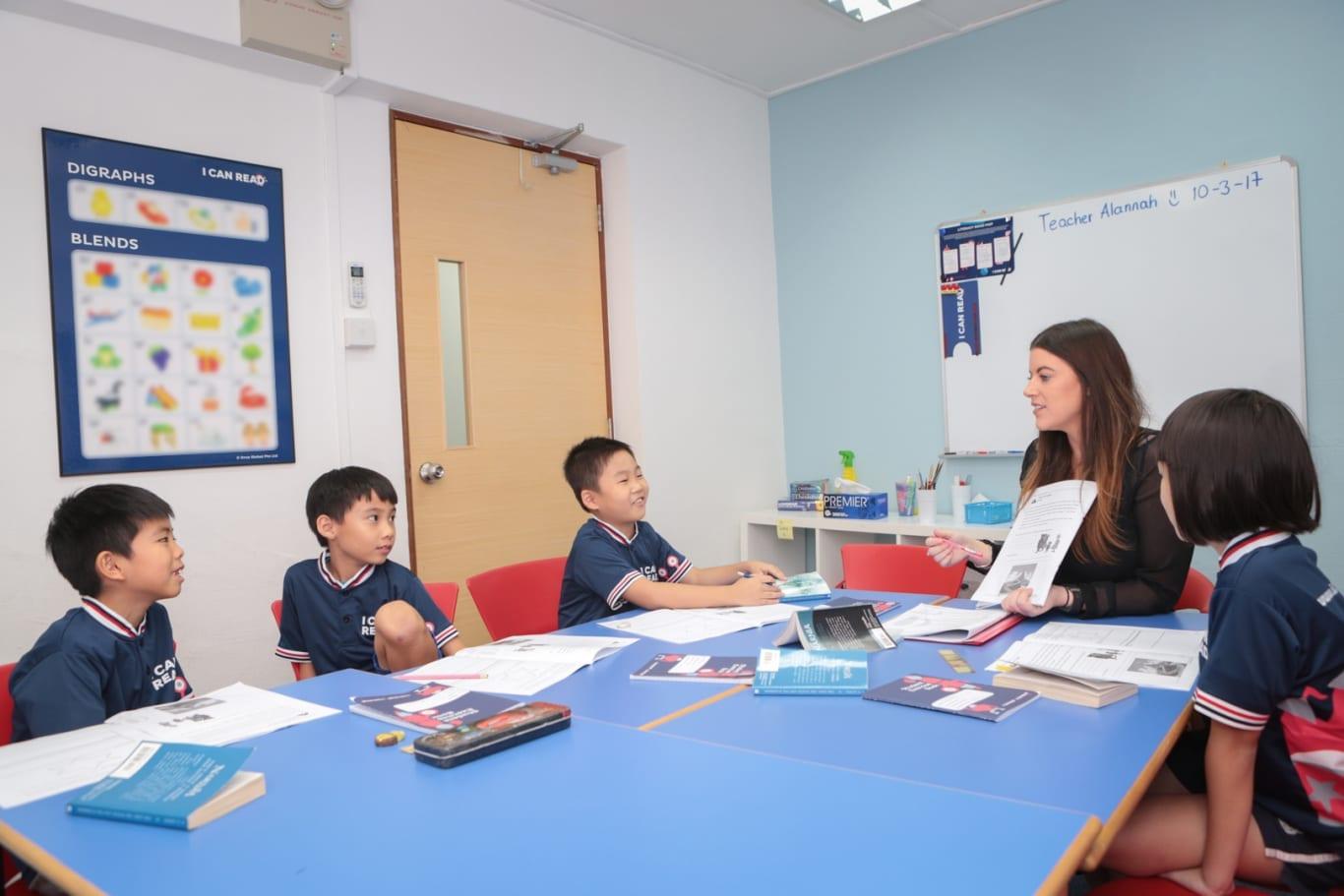 môi trường cho trẻ rối loạn ngôn ngữ